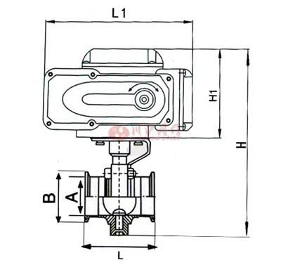 电路 电路图 电子 工程图 户型 户型图 平面图 原理图 439_300